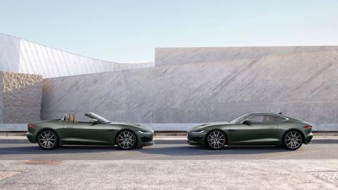 Jaguar F-Type Heritage 60