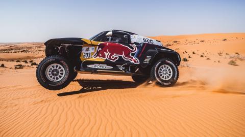 Mini JCW Dakar