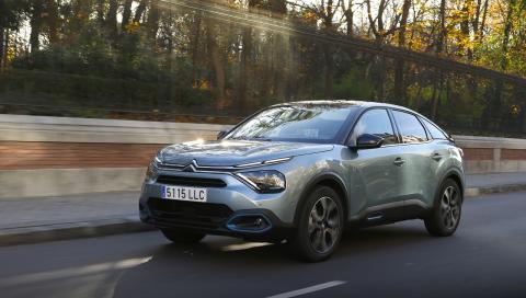 Prueba Citroën C4 2021