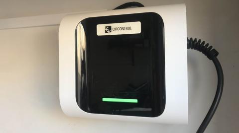 Así puedes instalar un punto de recarga para coche eléctrico en tu garaje