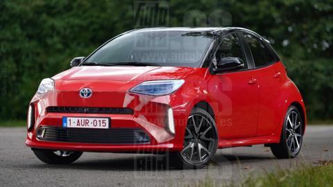 Toyota Aygo 2022