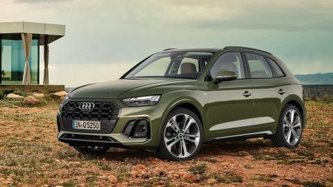 Audi Q5 2021 virtudes defecto