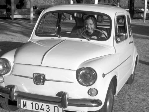 El misterioso 600 fantasma que vigila Madrid hace 50 años