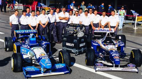 Motores Renault F1