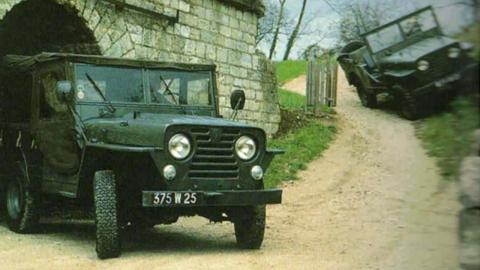 Peugeot 203 Rural y 403 4x4
