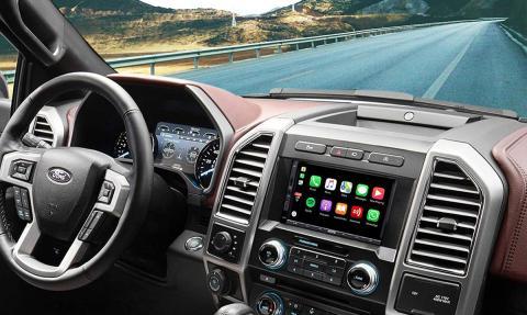 Radio Carplay y Android Auto para coche