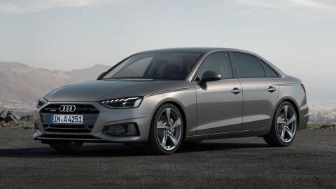 Rivales Audi A4 2021