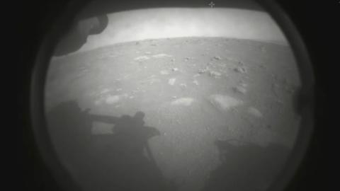Cinco coches perfectos para explorar Marte