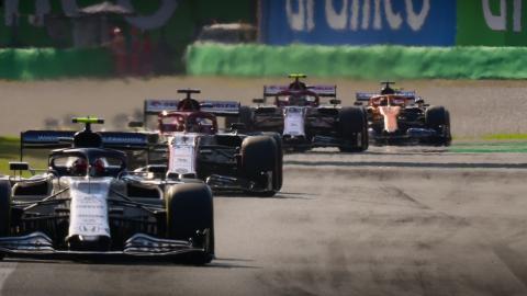 F1 en Netflix