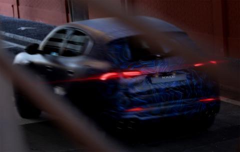 Maserati Grecale teaser 2