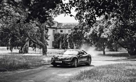 Porsche Taycan Instagram