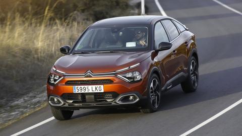 Prueba del Citroën C4 2021 130 blueHDI