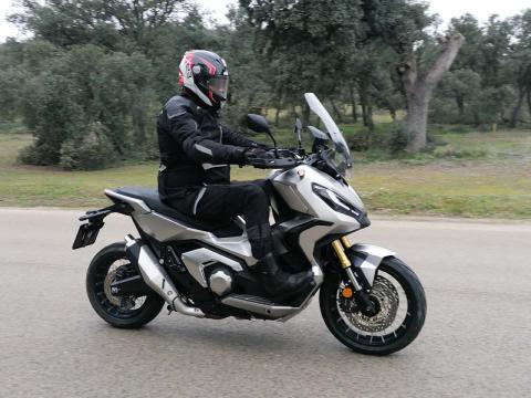 Prueba Honda X-ADV 2021