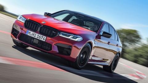 rivales BMW M5