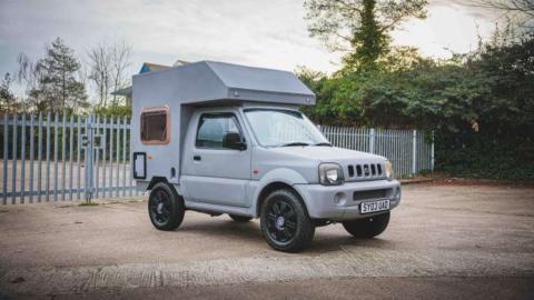 Suzuki Jimny Camper