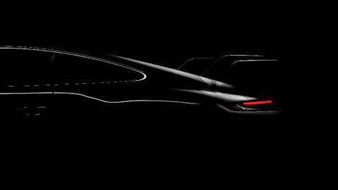 Teaser Porsche 911 GT3 2021