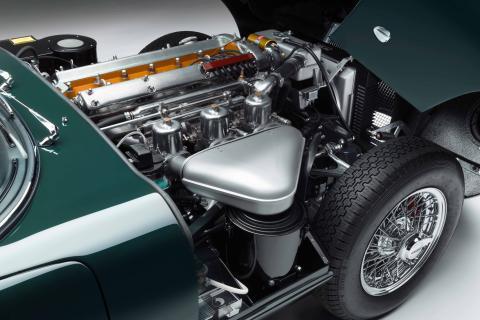 Jaguar e-Type 60 2