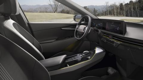 KIA EV6 interior