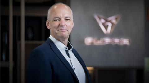 Werner Tietz, vicepresidente de I+D de Cupra y Seat