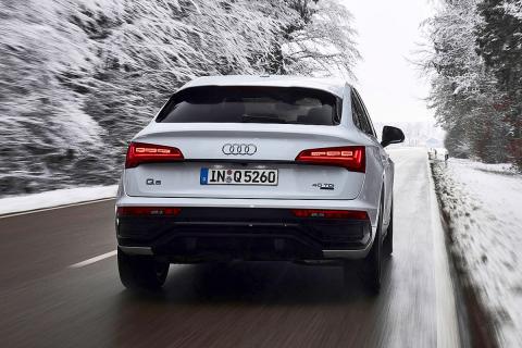 Zaga del Audi Q5 Sportback