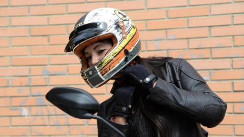 Excepciones uso del casco