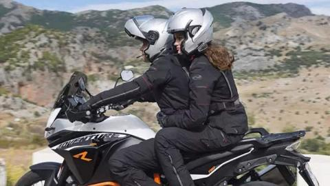 Intercomunicador manos libres para moto