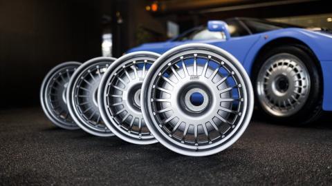 Llantas Bugatti EB110