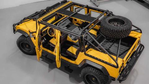 Mil-Spec Automotive M1-R