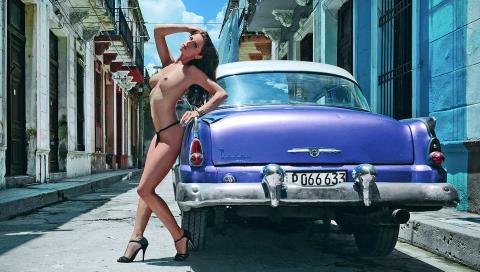 a5ebcd125 Las chicas más explosivas de 2014 -- Autobild.es