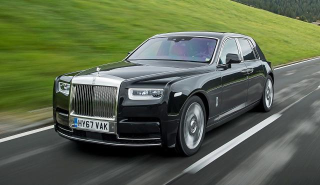 Prueba del Rolls-Royce Phantom 2018