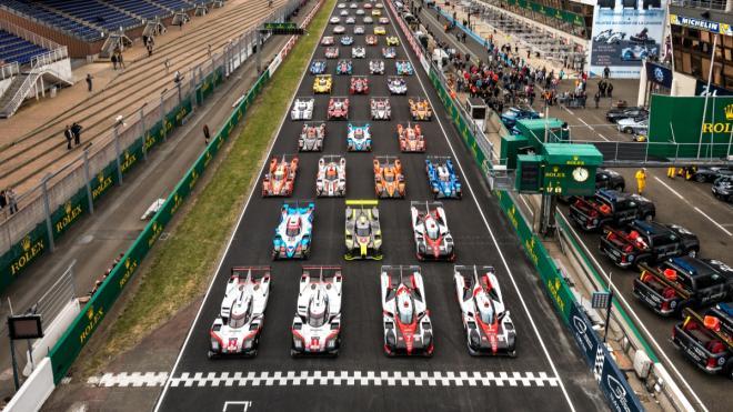 Las 24 Horas de Le Mans 2017