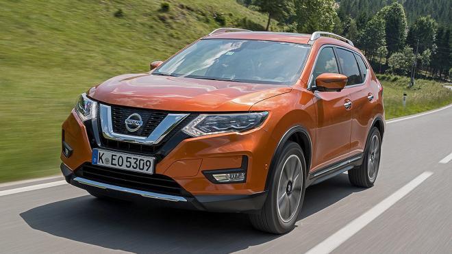 Prueba: Nissan X-Trail 2017 facelift