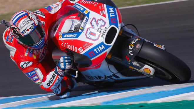 Andrea Dovizioso - Test MotoGP Jerez 2018