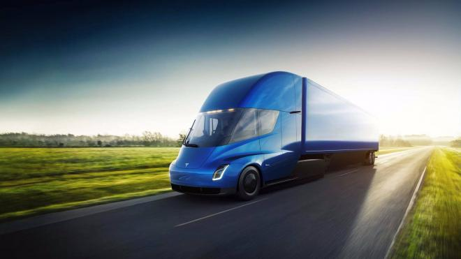 Camión Tesla Semi