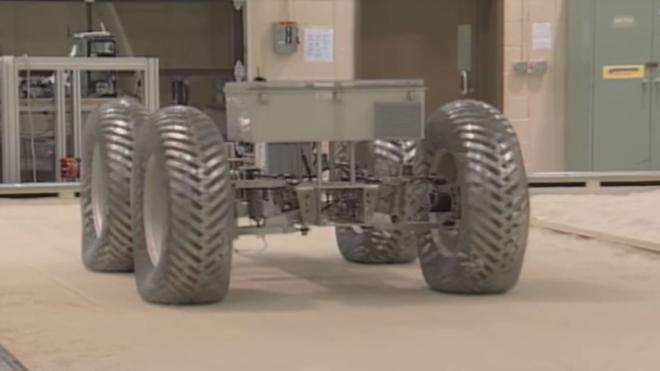 Neumáticos NASA
