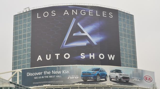 Novedades del Salón de Los Ángeles 2017