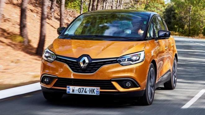 Precios Renault Scénic 2017