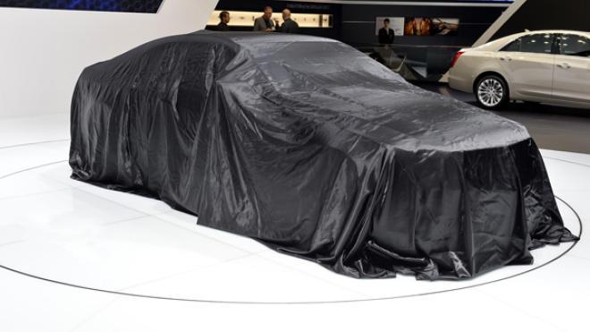 Salón del Automóvil de París 2018