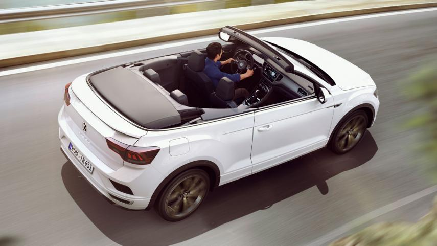 Volkswagen T-Roc Cabrio (2019) 9