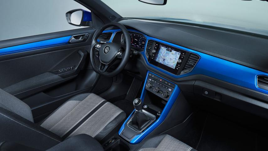 Volkswagen T-Roc Cabrio (2019) 14
