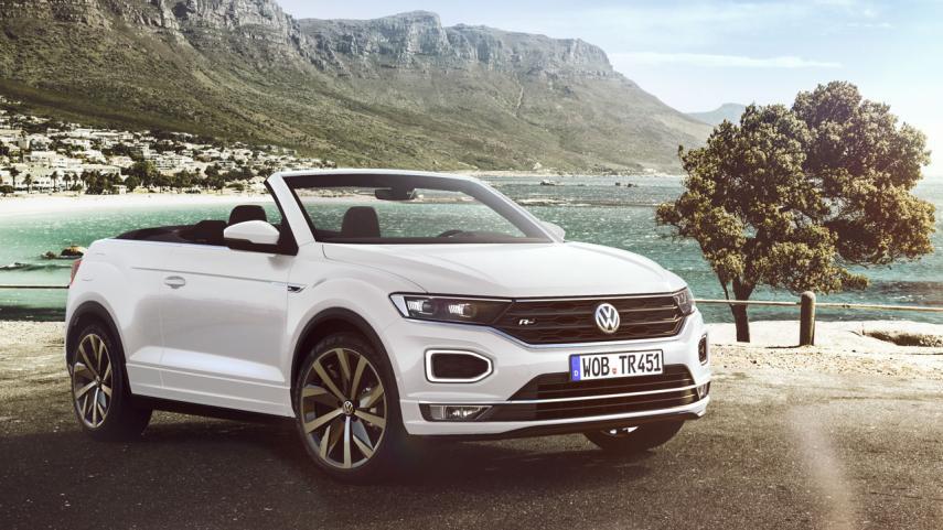 Volkswagen T-Roc Cabrio (2019) 8