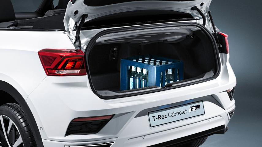 Volkswagen T-Roc Cabrio (2019) 11