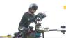 Un inventor chino crea una bici voladora