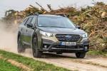 Prueba Subaru Outback 2021
