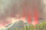 Erupción volván