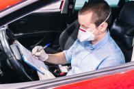 Cómo hacer el examen de conducir en tiempos de Covid 19