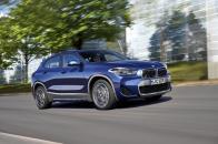 Prueba BMW X2 xDrive25e