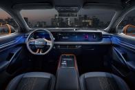 Ford Evos: así es la pantalla más espectacular de 2021