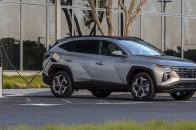Hyundai Tucson hibrido enchufable