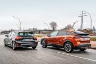 Citroën C4 vs Ford Focus